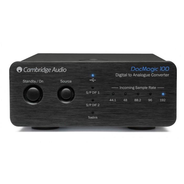 CAMBRIDGE AUDIO DAC MAGIC 100 CONVERTITORE DAC USB