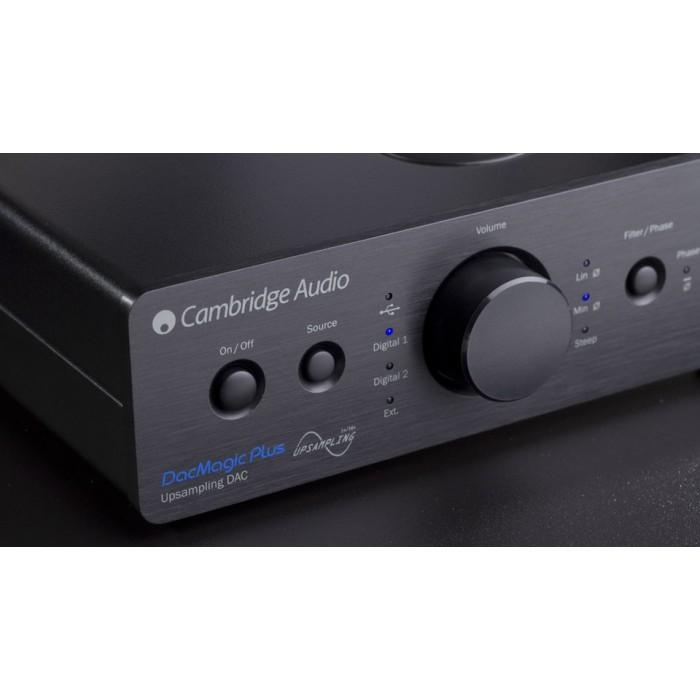 CAMBRIDGE AUDIO DAC MAGIC PLUS CONVERTITORE DAC USB