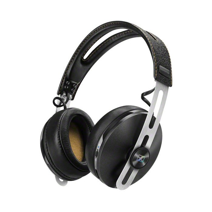 SENNHEISER MOMENTUM 2 WIRELESS BLACK CUFFIA BLUEROOTH CON MICROFONO