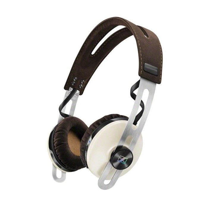 SENNHEISER MOMENTUM 2 ON EAR WIRELESS IVORY CUFFIE BLUETOOTH