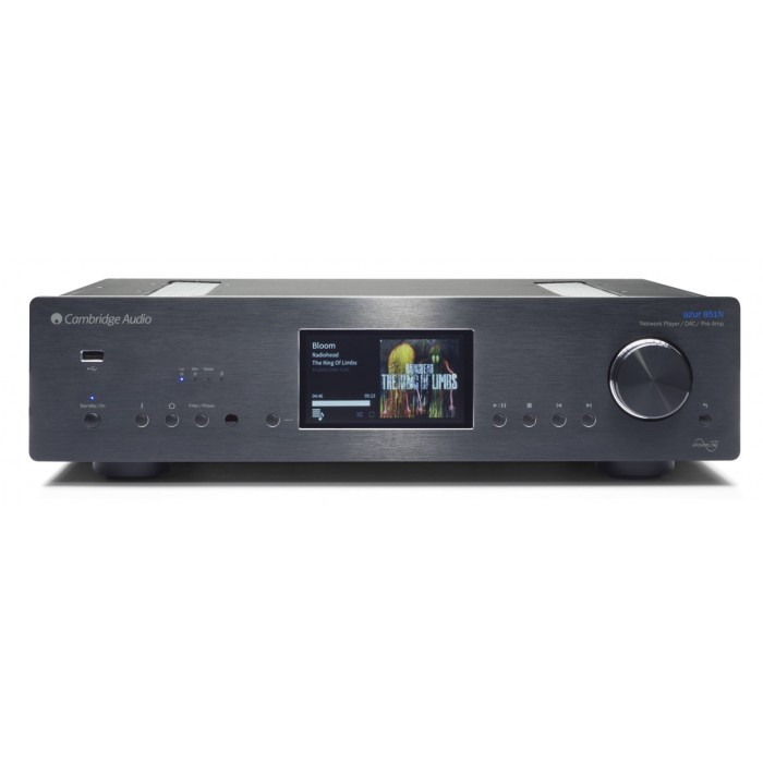 CAMBRIDGE AUDIO 851N LETTORE AUDIO DI RETE BLACK