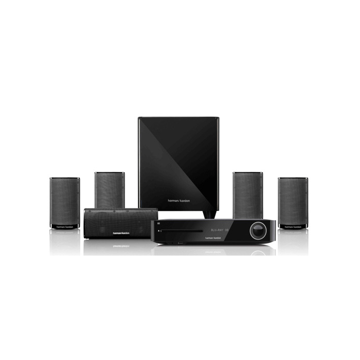 HARMAN KARDON BDS 680/230 Sistema home theater integrato