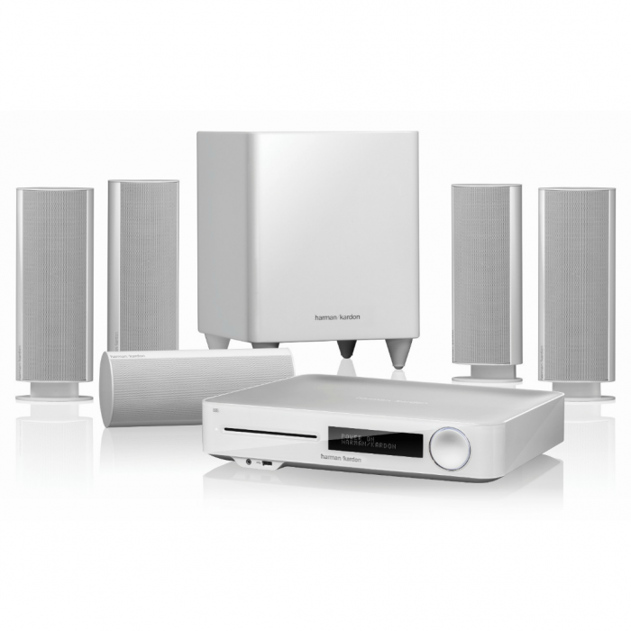 HARMAN KARDON BDS 780W/230 Sistema home theater integrato