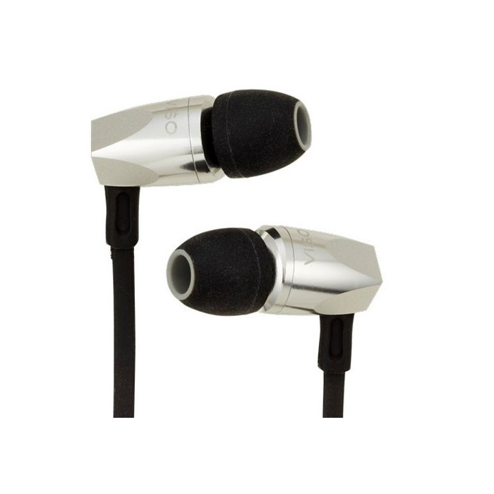 NAD HP 20 CUFFIE AURICOLARI IN EAR BLACK