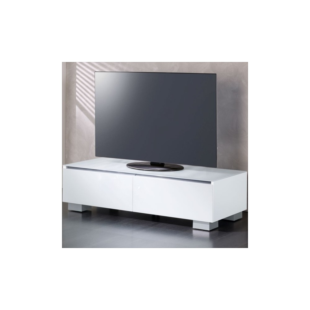 Munari garda ga125bi mobile porta tv fino a 55 bianco for Mobile porta hi fi