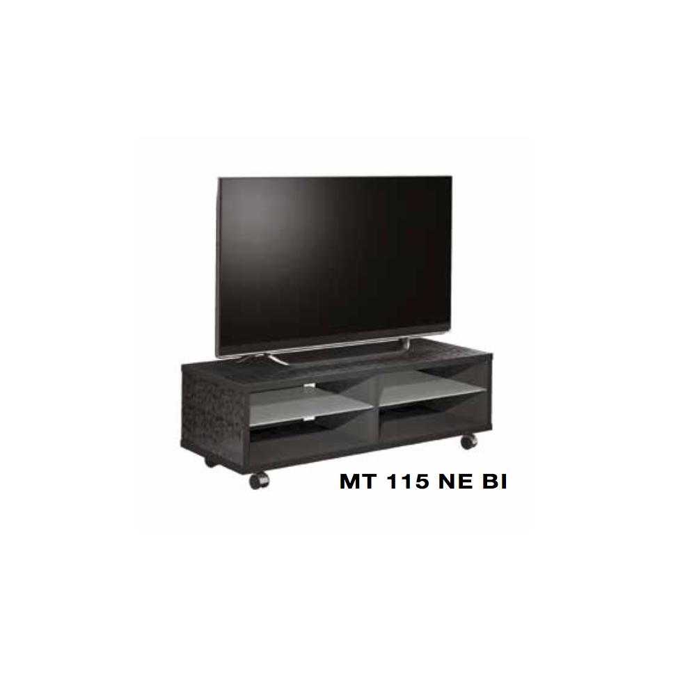 MUNARI MATERA MT115NE MOBILE PORTA TV FINO A 47\