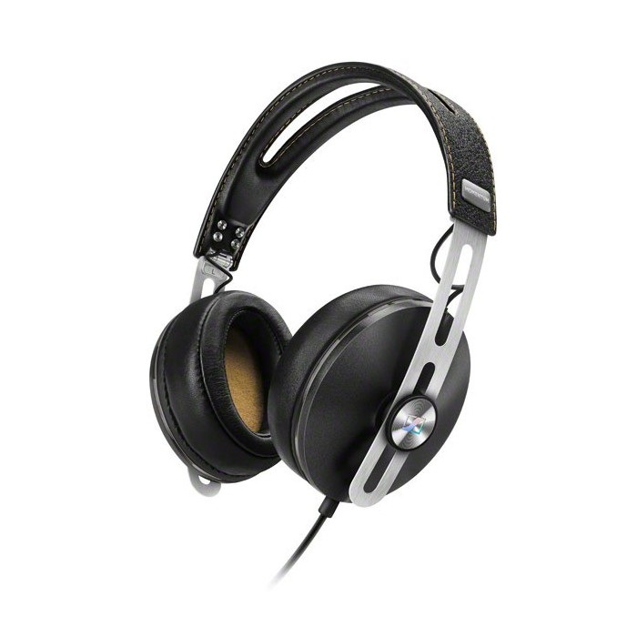Sennheiser Momentum 2 Around Ear Black per iOS
