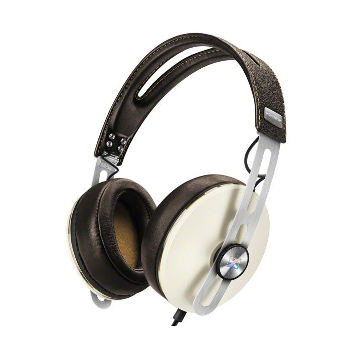 Sennheiser Momentum 2 Around Ear Ivory per iOS