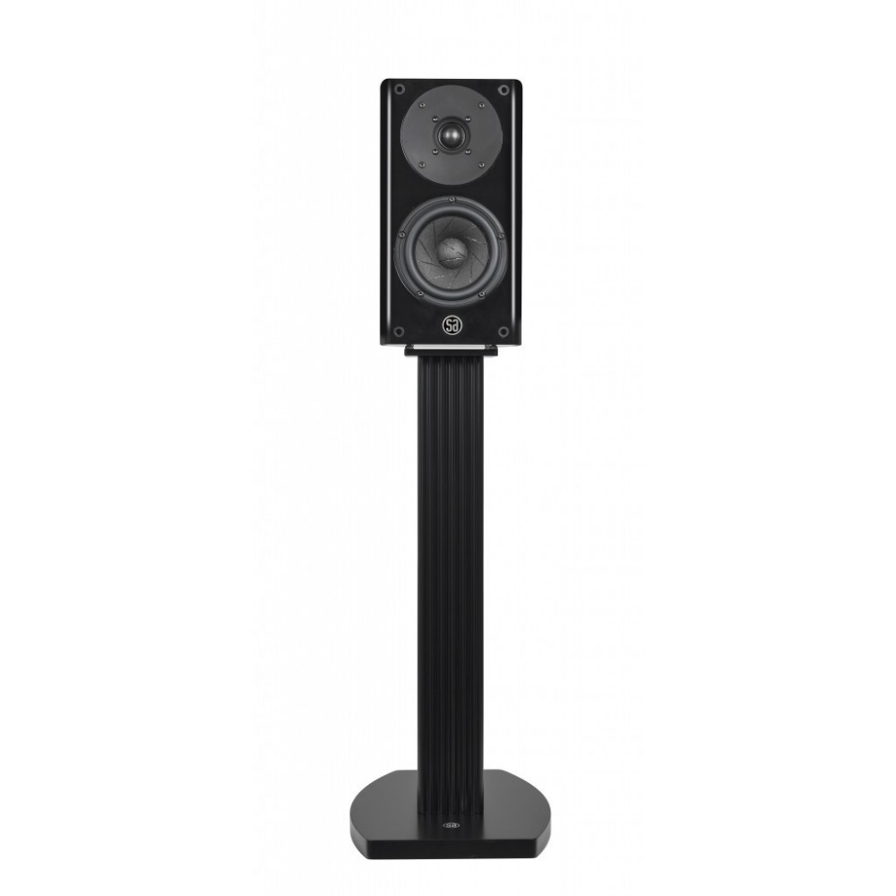 1845 Neat Acoustics Iota Black Satin additionally Newly  pleted Diy 2 Way Dayton Reference 41234 in addition Kef T 101s T Series Speaker Stands Pair furthermore 1092 Ambridge Audio Aeromax 2 Black Coppia Di Casse Acustiche Da Scaffale Stand likewise Kef Chorale Sp1016 Loudspeakers. on teac stereo system with stand
