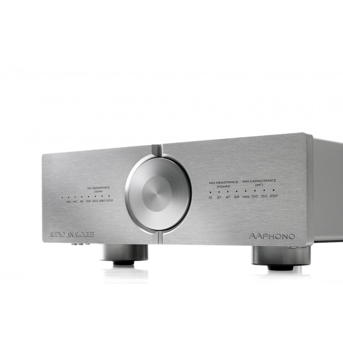 AUDIO ANALOGUE AA PHONO SILVER
