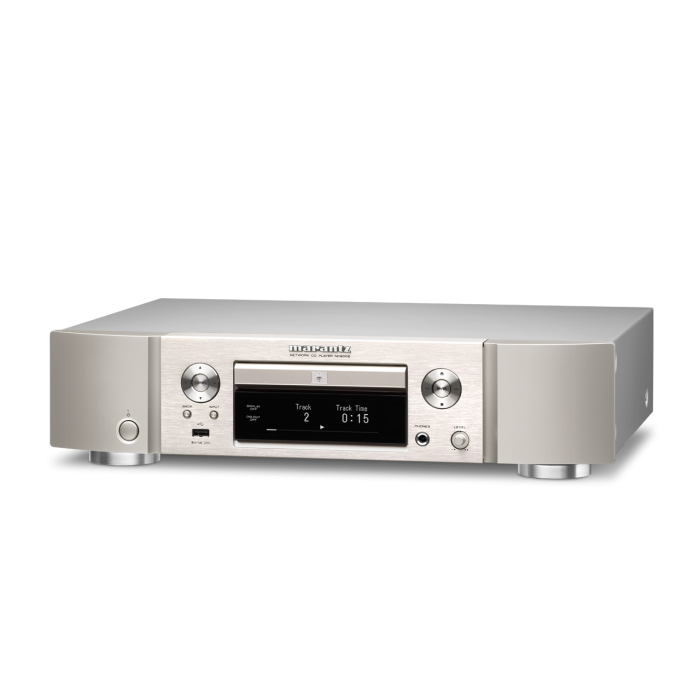 MARANTZ ND8006 SILVER/GOLD