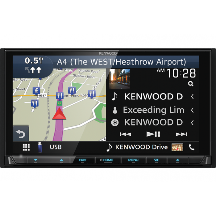 KENWOOD DNX9180DABS