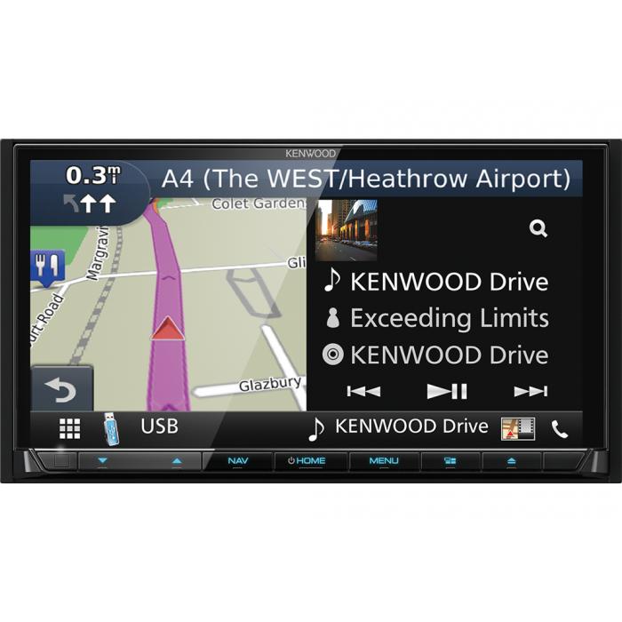 KENWOOD DNX8180DABS