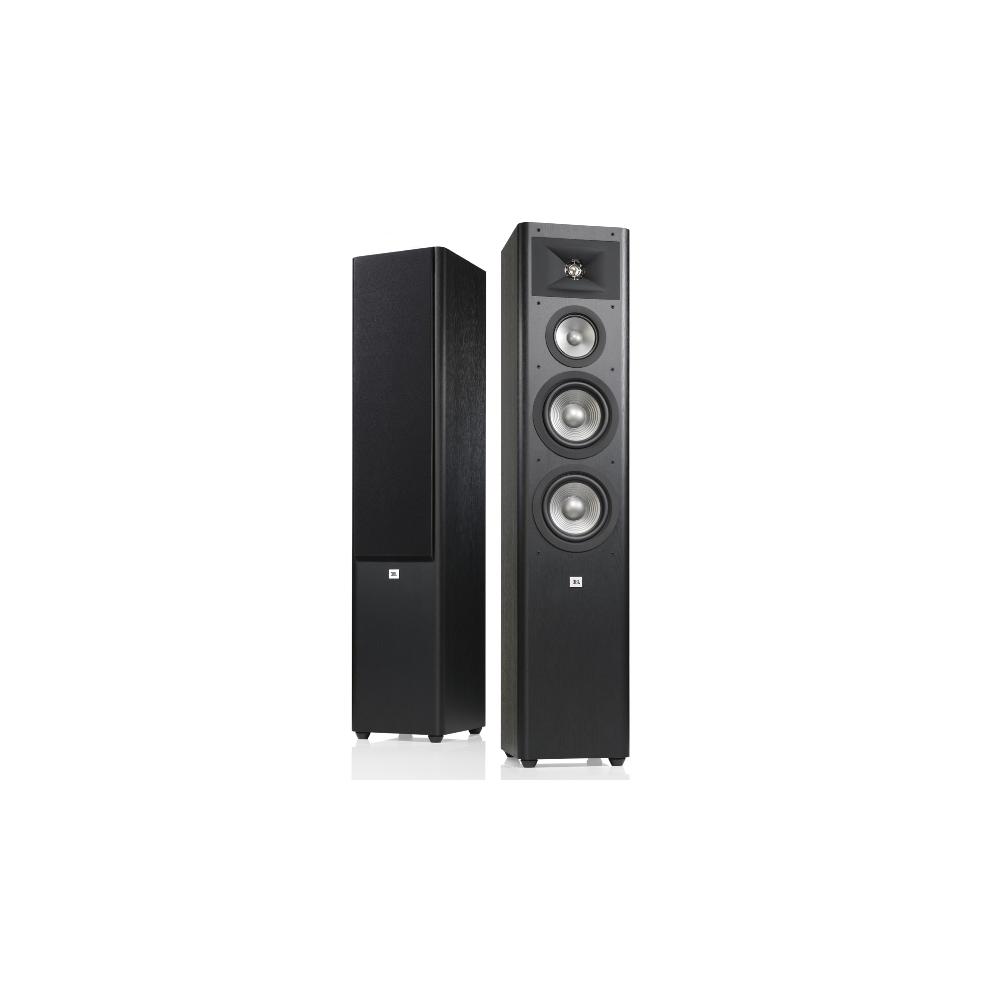 Jbl studio 280 bk coppia di casse acustiche da pavimento - Stereo casse wireless ...