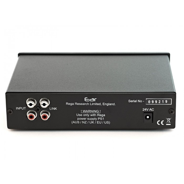 REGA EAR HEADPHONE AMPLIFIER AMPLIFICATORE PER CUFFIA