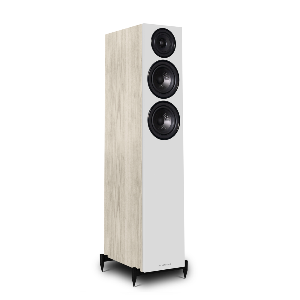 WHARFEDALE Diamond 12.3 LIGHT OAK