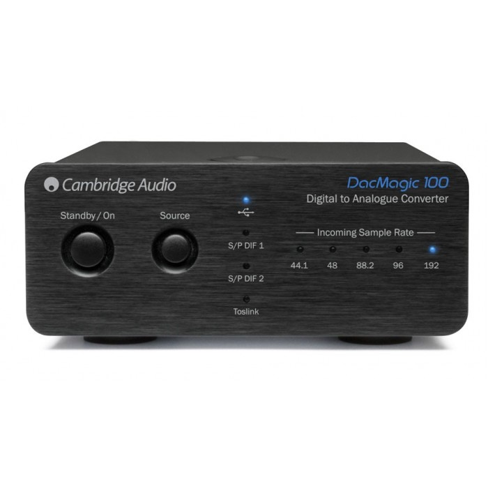 CAMBRIDGE AUDIO DAC MAGIC 100 CONVERTITORE DAC USB
