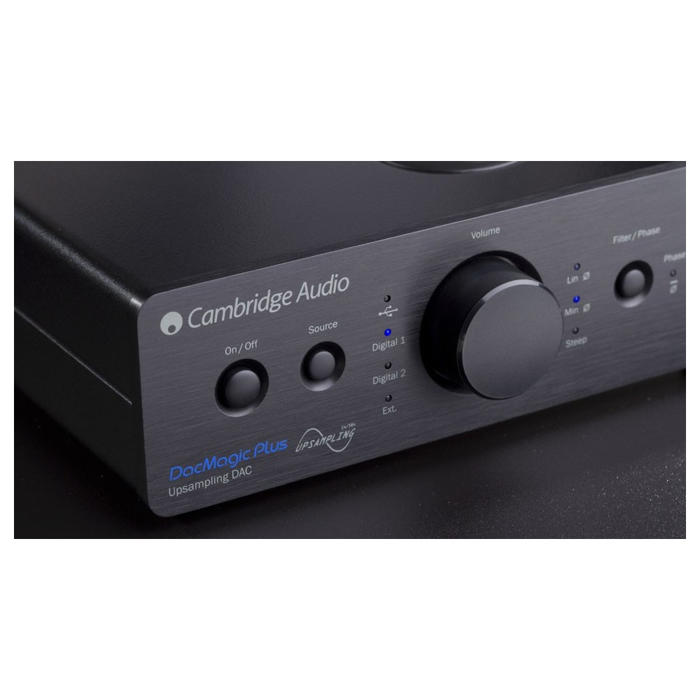 CAMBRIDGE AUDIO DAC MAGIC PLUS CONVERTITORE DAC USB