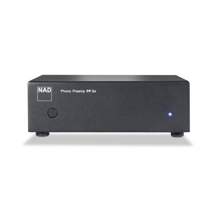 NAD PP2 E PREAMPLIFICATORE STADIO PHONO MM MC
