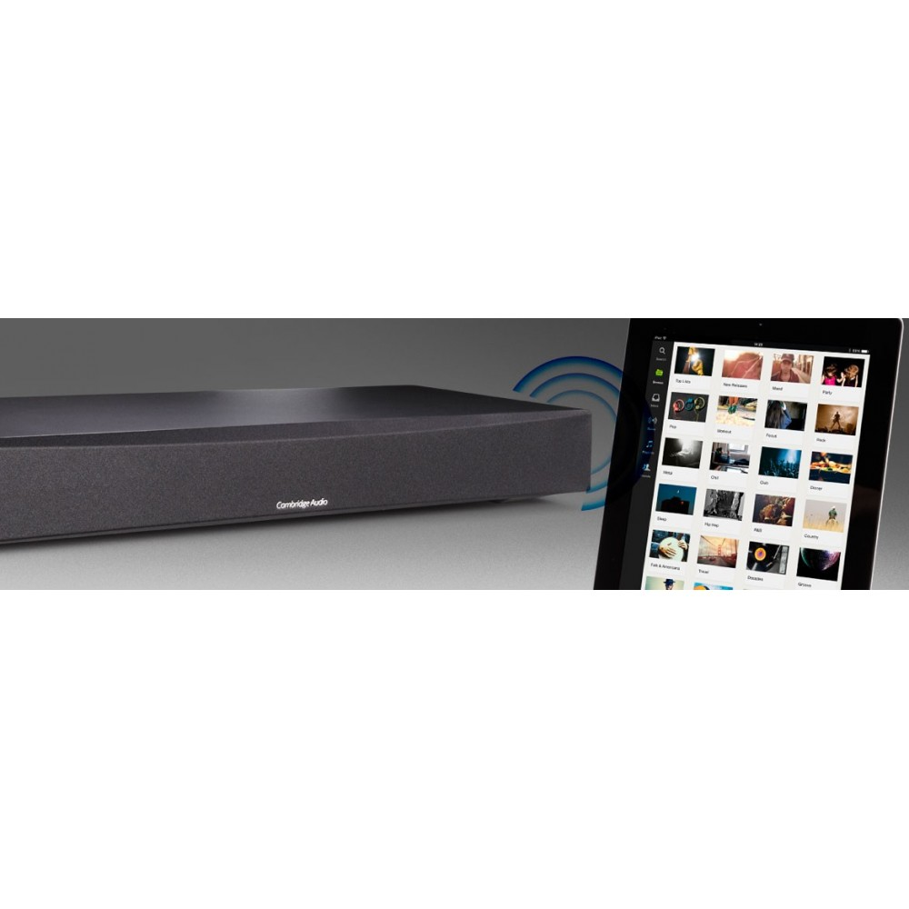 CAMBRIDGE AUDIO TV5 SOUNDBAR PER TV CON BLUETOOTH