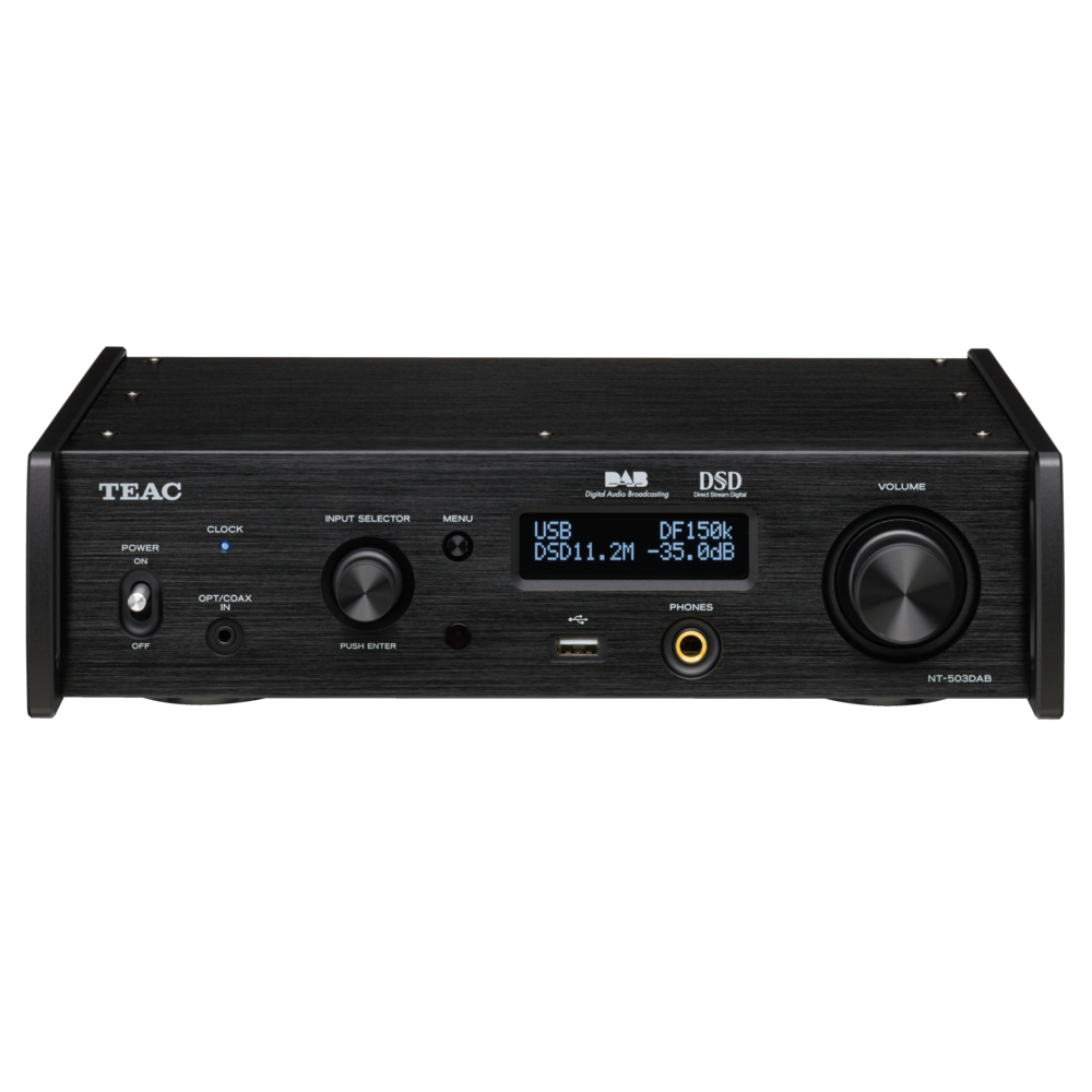 Nuovo Teac Nt 503dab B Black Ampcircuits Surround Amplifier Circuit With Tda7053 Newsletter