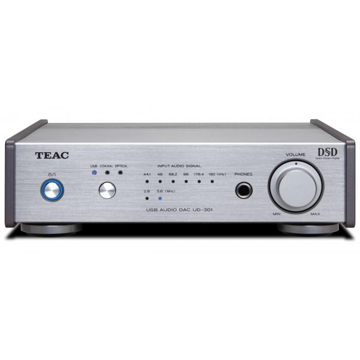 TEAC UD-301 x-s Silver CONVERTITORE DAC D/A mod 2019