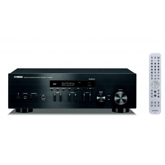 YAMAHA R-N402D SINTOAMPLIFICATORE STEREO