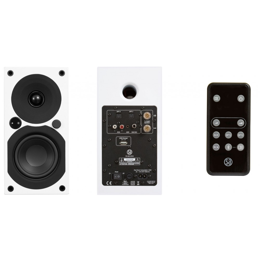 SYSTEM AUDIO SA SAXO 1 ACTIVE