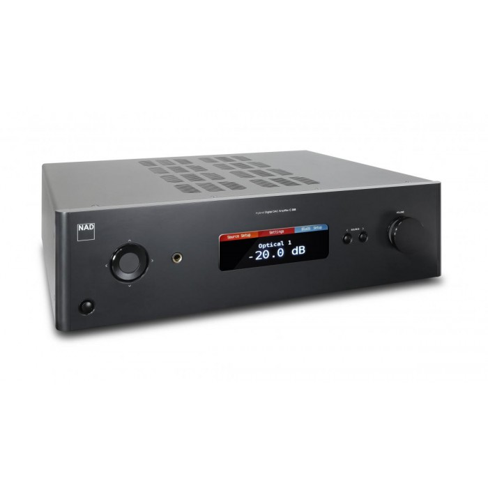 NAD C368 AMPLIFICATORE INTEGRATO DAC
