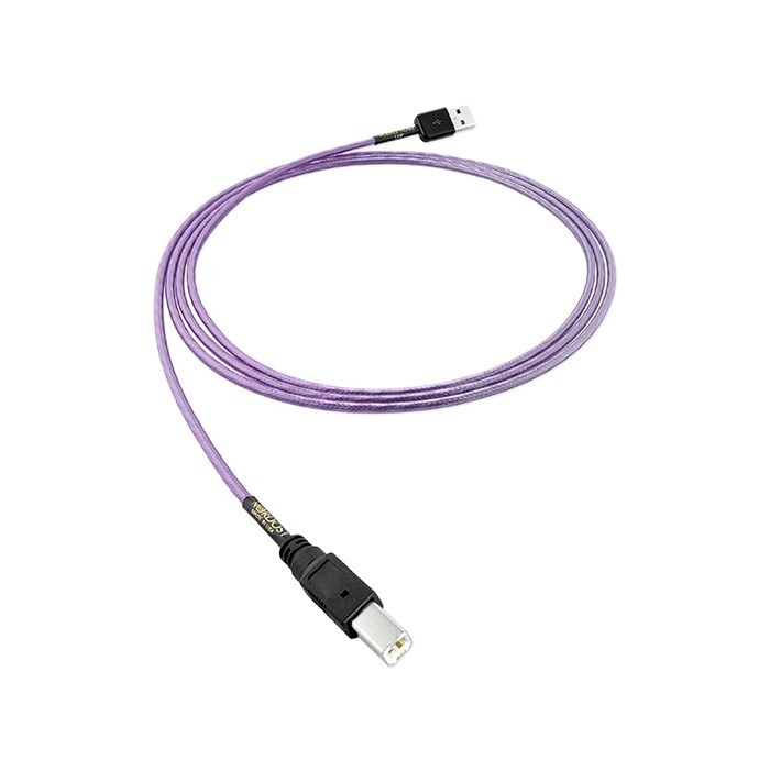 NORDOST PURPLE FLARE USB 2.0 CABLE Standard A to Standard B