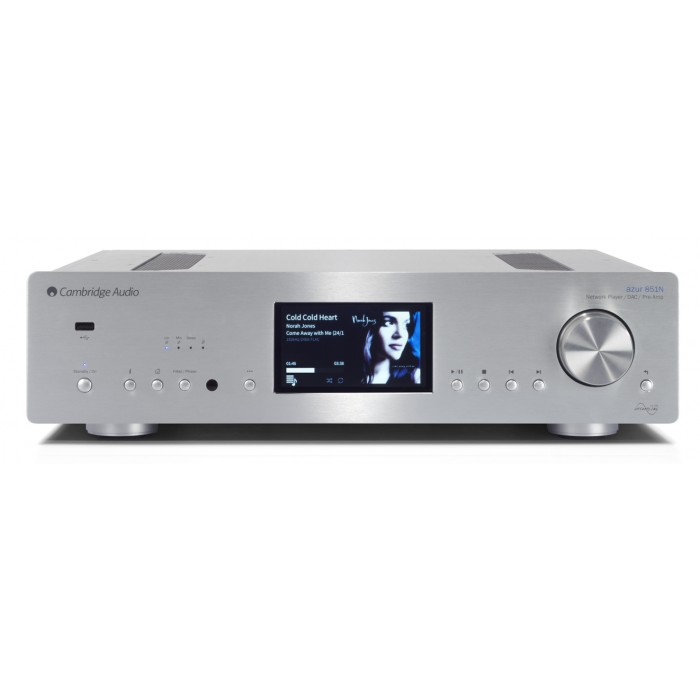 CAMBRIDGE AUDIO 851N Silver