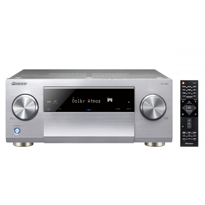 PIONEER SC-LX502 SILVER