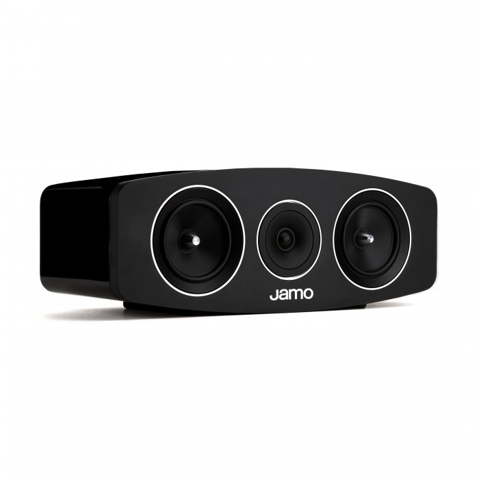 JAMO C 10 HIGH GLOSSY BLACK