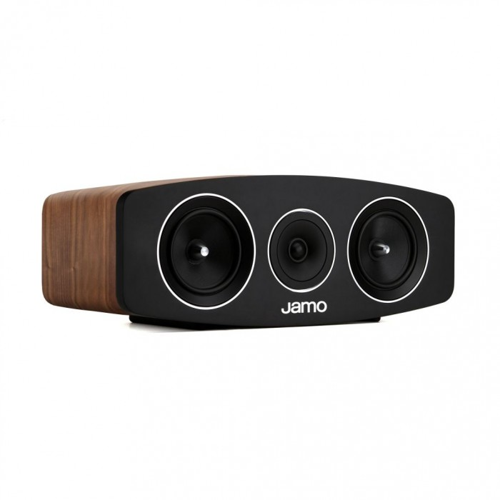 JAMO C 10 HIGH WALNUT
