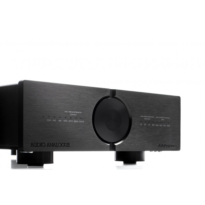 AUDIO ANALOGUE AA PHONO BLACK