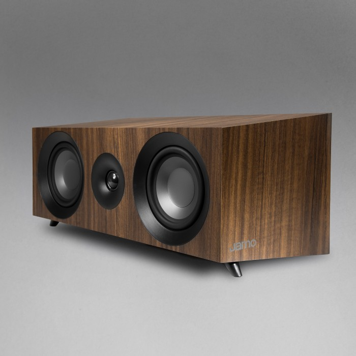 JAMO S 83 CEN CENTER SPEAKER WALNUT
