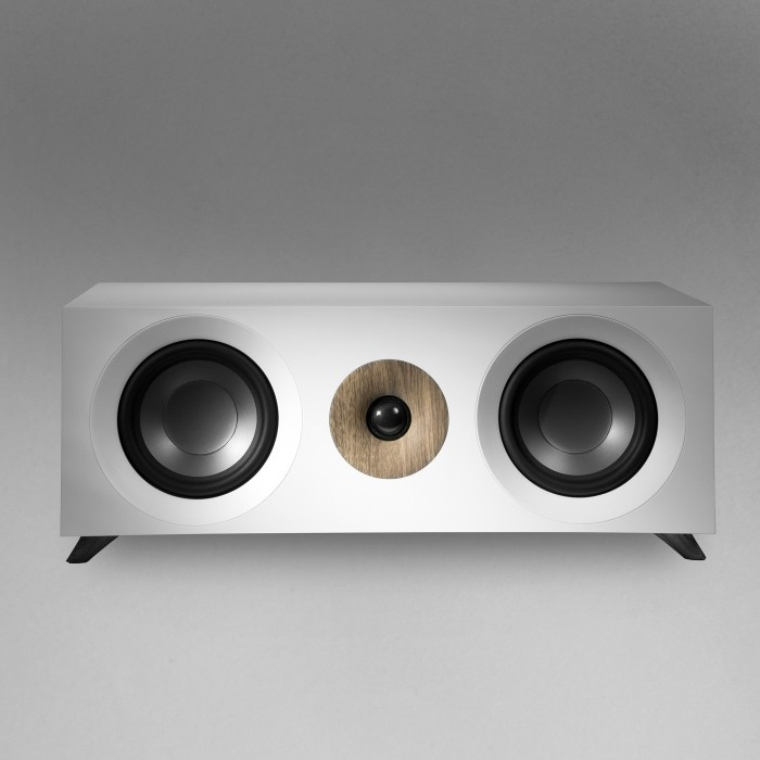 JAMO S 83 CEN  CENTER SPEAKER WHITE