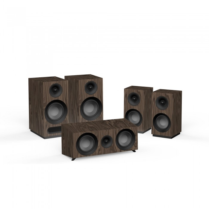 JAMO STUDIO S803 HCS WALNUT