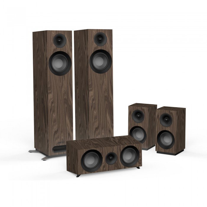 JAMO STUDIO S 805 HCS WALNUT