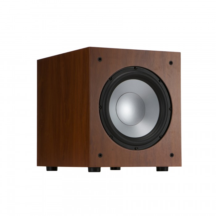 JAMO J 10 SUB  SUBWOOFER DARK APPLE