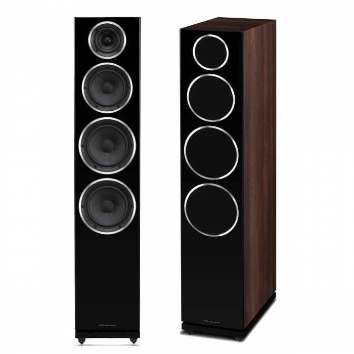 WHARFEDALE DIAMOND 240 WALNUT