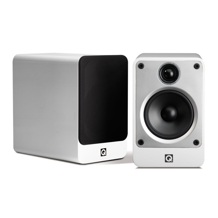 Q ACOUSTICS Concept 20 BIANCO HIGH GLOSSY