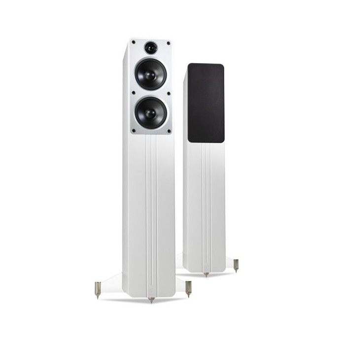 Q ACOUSTICS Concept 40 BIANCO HIGH GLOSSY