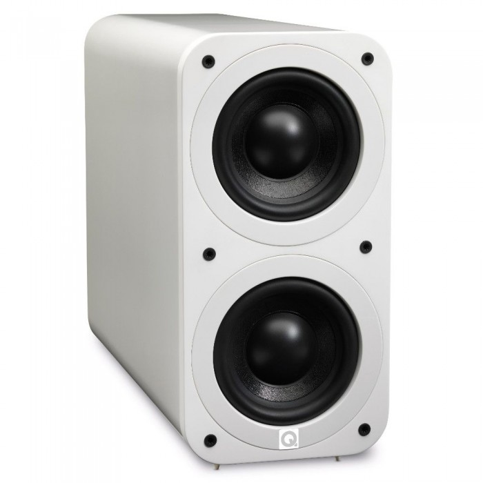 Q ACOUSTICS 3070S WHITE HIGH GLOSSY