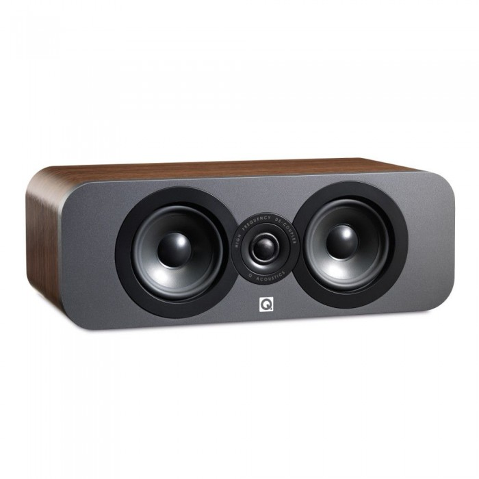 Q ACOUSTICS 3090 CENTRE WALNUT