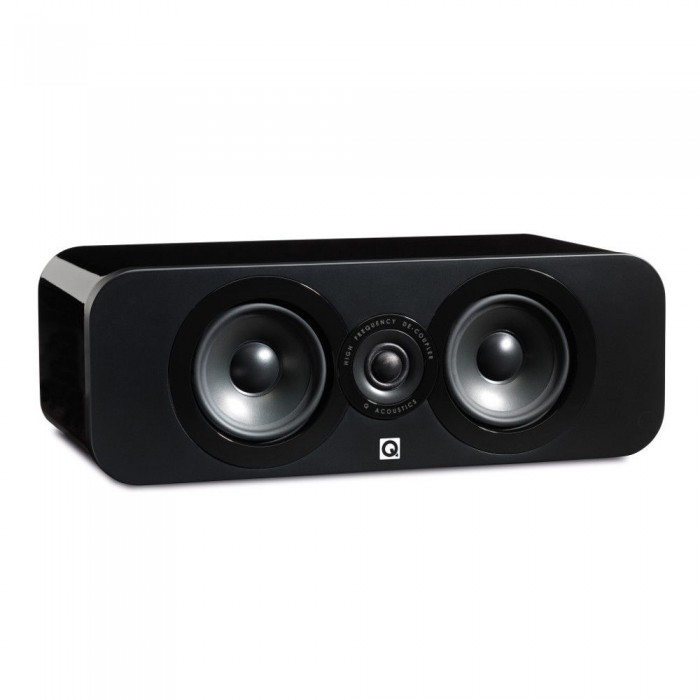 Q ACOUSTICS 3090 BLACK HIGH GLOSSY