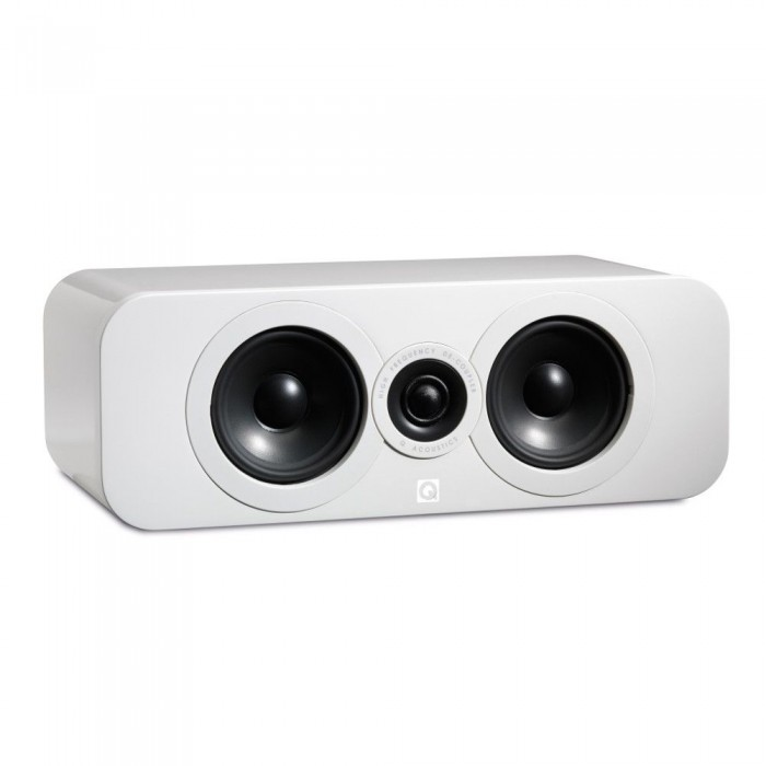 Q ACOUSTICS 3090 WHITE HIGH GLOSSY