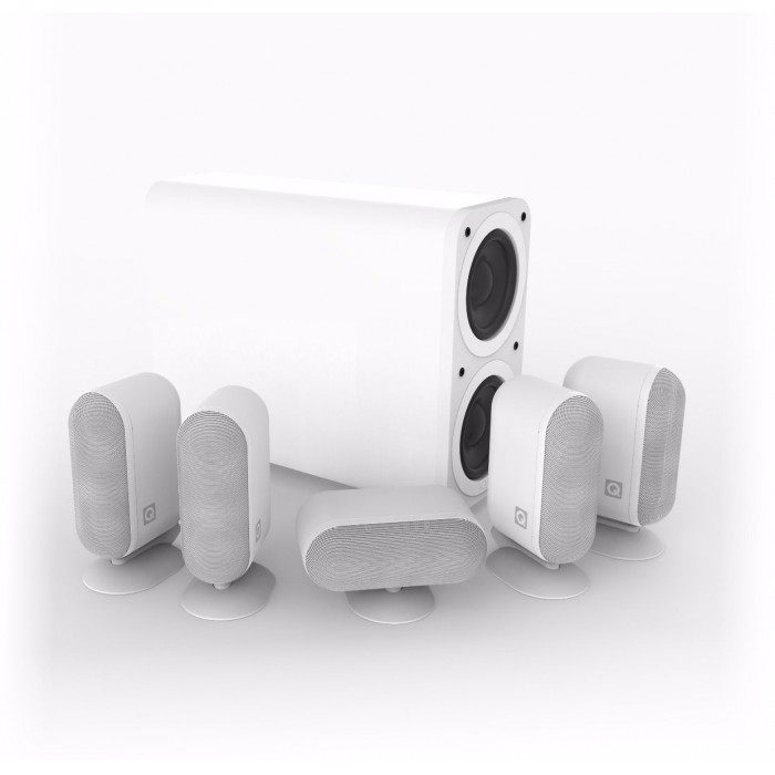 Q Acoustics 7000i 5.1 PLUS WHITE