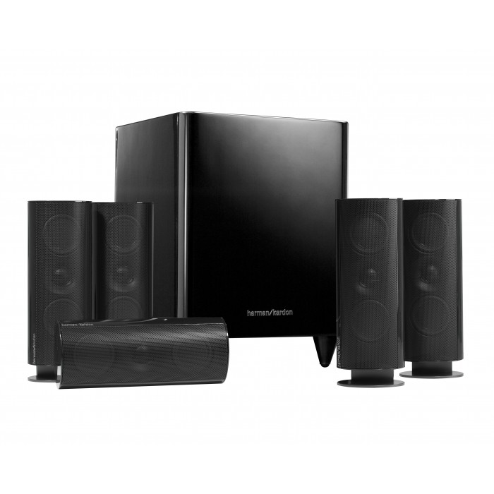 HARMAN KARDON HK-TS16 BLACK