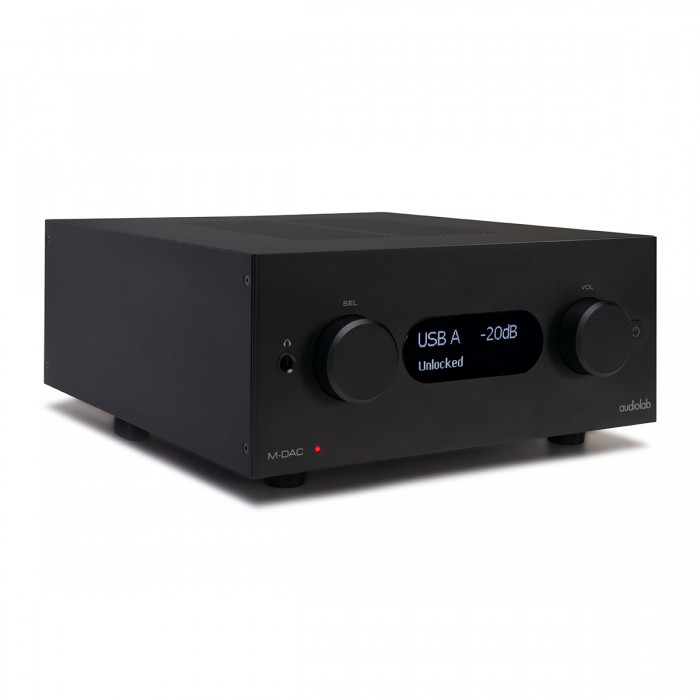 AUDIOLAB M-DAC+ BLACK
